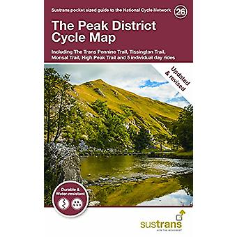 The Peak District Cycle Map 26 - Including The Trans Pennine Trail - T