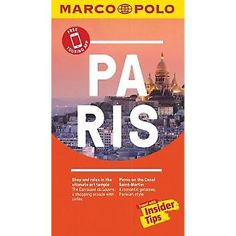 Paris Marco Polo Pocket Travel Guide - with pull out map by Marco Pol