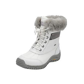 UGG UGG - WS ADIRONDACK II SNAKE Women's Boots White Lace-Up Boots Winter