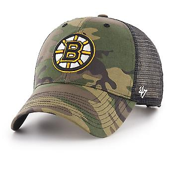 47 brand Snapback Cap - BRANSON Boston Bruins camo