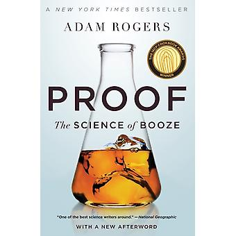Proof  The Science of Booze by Adam Rogers