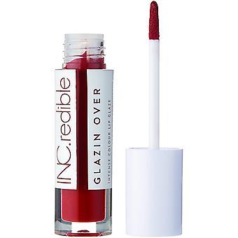 INC.redible Glazin Over, Intense Colour Lip Glaze - Monday Motivation