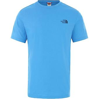 The North Face Simple Dome T92TX5W8G universal all year men t-shirt