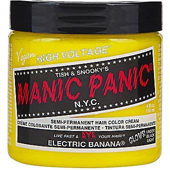 Manic Panic Semi Permanent Hair Color - Electric Banana