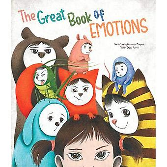 Great Book of Emotions by Chiara Piroddi - 9788854415515 Book