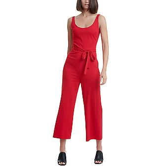 Funky Buddha Women's Playsuit/Jumpsuit In Plain Pattern