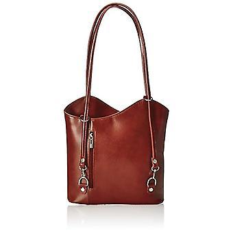 Chicca Bags 9039 Shoulder bag 30 cm Brown
