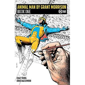 Animal Man by Grant Morrison Book One by Grant Morrison - 97814012990