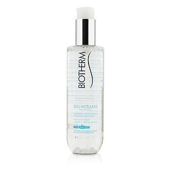 Biosource eau micellaire total & instant cleanser + make up remover for all skin types 206222 200ml/6.76oz