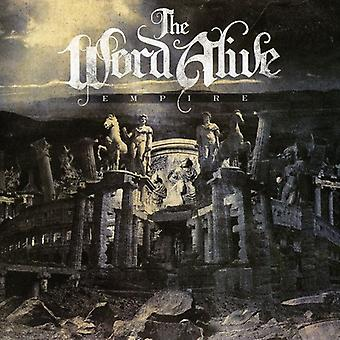 Word Alive - Empire [CD] USA import