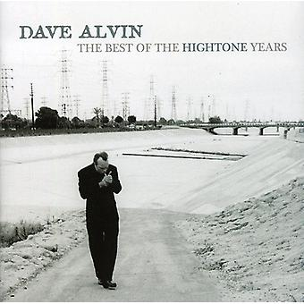 Dave Alvin - Dave Alvin: The Best of Hightone Jahre [CD] USA import