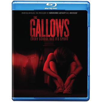 Gallows [Blu-ray] USA import