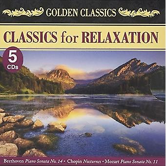 Various Artist - Classics for Relaxation [CD] USA import