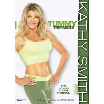Kathy Smith - Tummy Trimmers [DVD] USA import