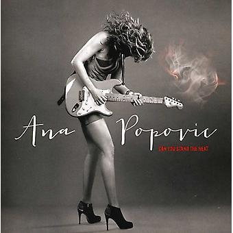 Ana Popovic - 熱 [CD] USA 輸入を立つことができます。