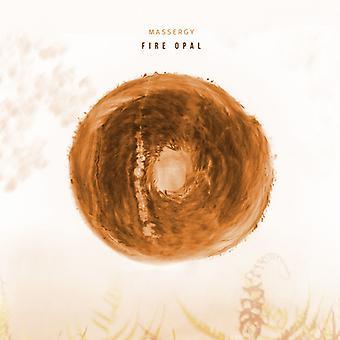 Fire Opal [CD] USA import