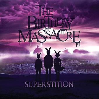 Birthday Massacre - Superstition [CD] USA import