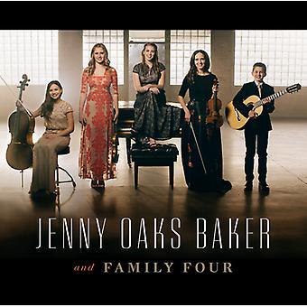 Jenny Oaks Baker & Family Four [CD] USA Import