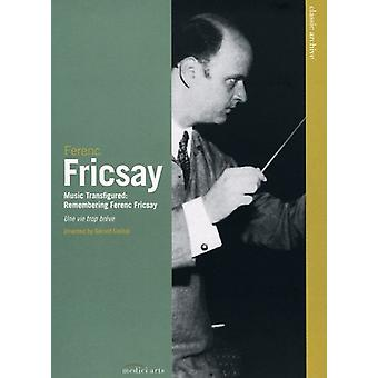 Ferenc Fricsay - Une Vie Trop Breve [DVD] USA import