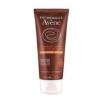 Self-tanning moisturizing gel 100 ml of gel