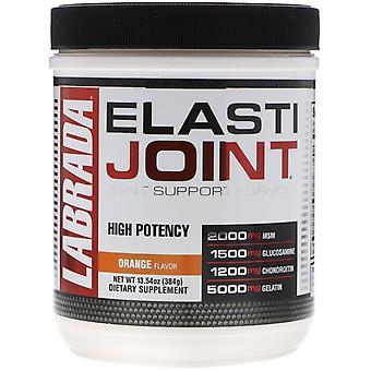 Labrada Nutrition, ElastiJoint, Joint Support Formula, Orange Flavor, 13.54 oz (