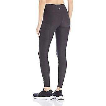 Brand - Core 10 Women's Soft & Sleek High Waist Full-Length Yoga Leggi...