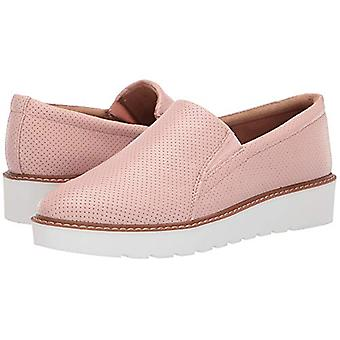 Naturalizer Women's Shoes Effie Leather Low Top Slip On Fashion Sneakers