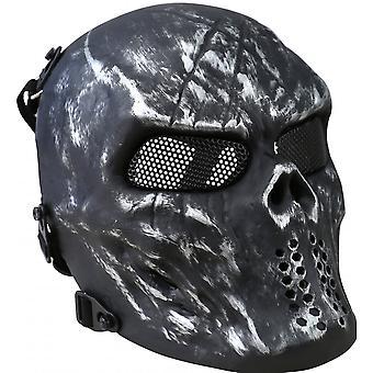 Kombat UK Kombat Skull Mask (gunmetal)