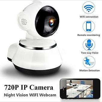 720p Hd Wireless Wifi Ip-camera Home-security Surveillance-camera 3.6mm Lens Wide Angle Indoor Camera Support Night-vision