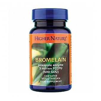 Higher Nature - Higher Nature Bromelain Capsules 90s