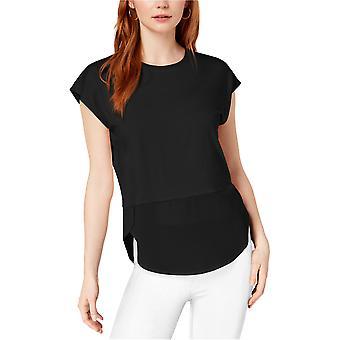 Bar III | Layered-Look T-Shirt