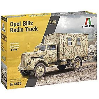 Italeri 6575 Opel Blitz Radio Truck - 1:35 Scale Model Kit