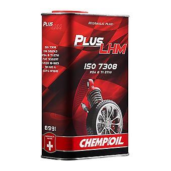 1L Chempioil Plus LHM Fluide hydraulique Citroën Peugeot ISO 7308 Fiat 51524.3