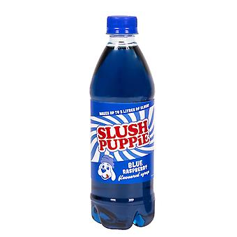 Slush Puppie Blå Hallon Sirap