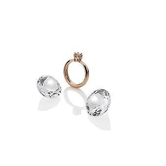 Anais hot Diamonds Anais Rose forgyldt sterling sølv ring Charm AC052