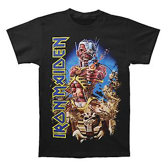 Iron Maiden Somewhere Back In Time Jumbo T shirt