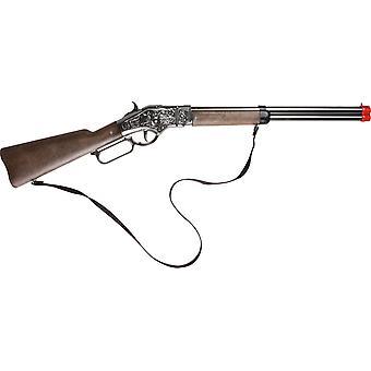 CAP GUN  - 99/0 - Gonher Cowboy Rifle 8 Shots