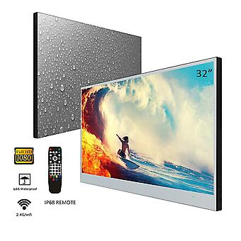 Velasting 32-inch Big Screen Full Hd Led Television Support Android 7.1 Waterproof Smart-bathroom Hotel-advertising Led-tv