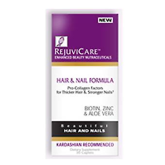 RejuviCare Hair and Nail Formula, 30 Cap