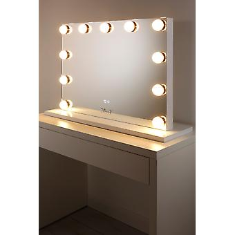 RGB Professional Audio Hollywood Mirror with Dimmable LED k719rgbaud