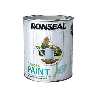 Ronseal Garden Paint Cool Breeze 250ml RSLGPCDB250