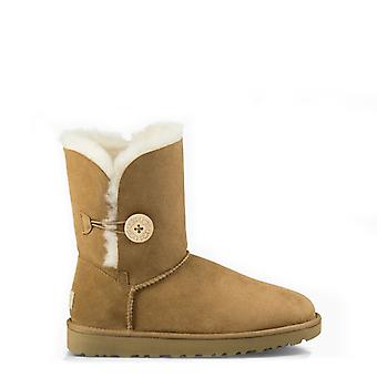 Ugg - bailey button - dames's suède boots