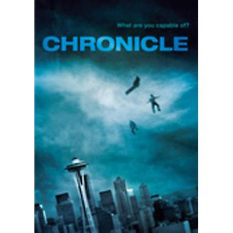 Chronicle [Blu-ray] USA import
