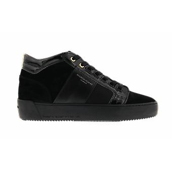 Android Homme Propulsion Mid Black Patent Black AH403 shoe