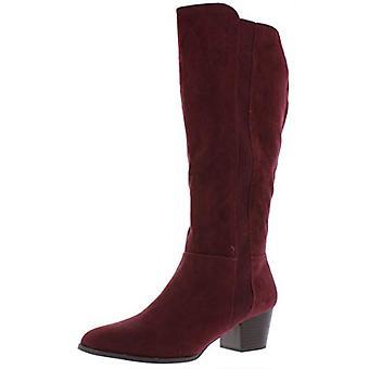 نمط وشركاه النساء Myranda طويل القامة اللوز تو الركبة عالية الأحذية
