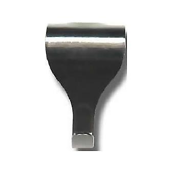 Home Label Moulding Hooks Chrome x 2 B0080C-U