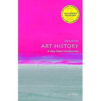 Kunstgeschiedenis: A Very Short Introduction (zeer korte inleidingen)