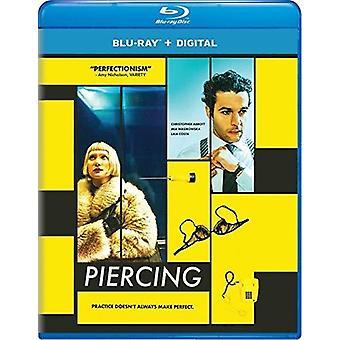 Piercing [Blu-ray] USA import