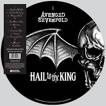 Avenged Sevenfold - Hail To The King [Vinyl] USA import