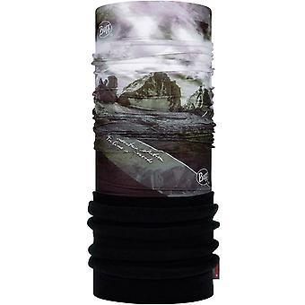 Buff Adulți Polar În aer liber de protecție Neckwear Tubular Esarfa - 3 Cime Negru